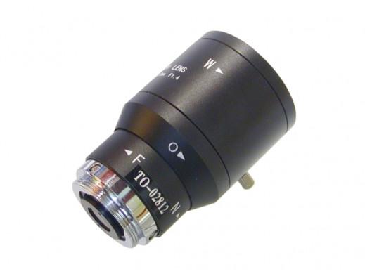 OBIEKTYW TO-02812 2,8-12mm