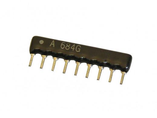 Drabinka oporowa SIL 9/8 680K