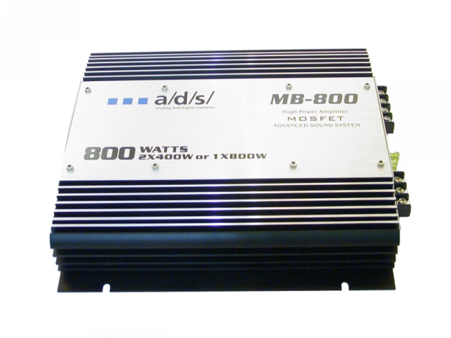 Wzmacniacz samochodowy MB-800