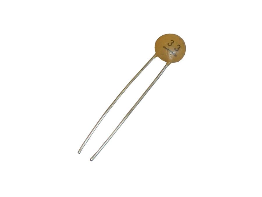 Kondensator Ceramiczny 33pF/100V