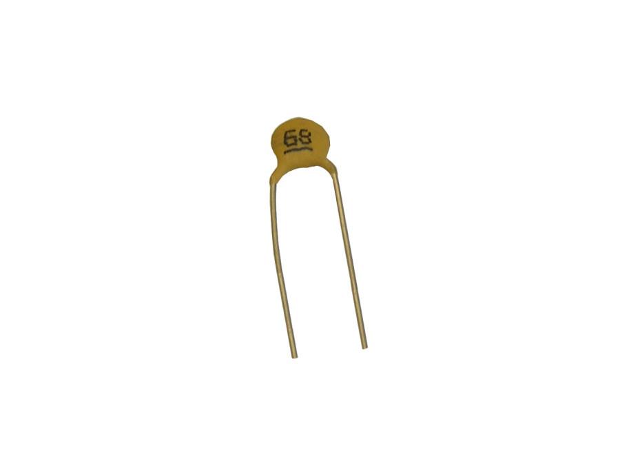 Kondensator Ceramiczny 68pF/50V