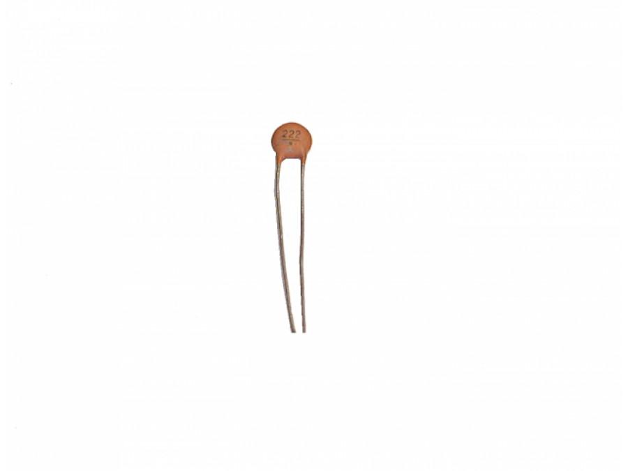 Kondensator Ceramiczny 2,2nF/100V