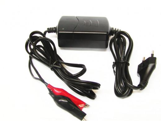 Ładowarka akumulatorów żelowych 6V 5-8Ah Vipow