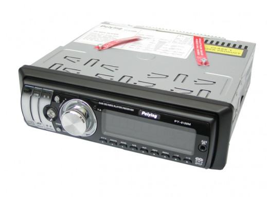 Radioodtwarzacz CD/MP3/AUX Peiying PY-8128 4*45W