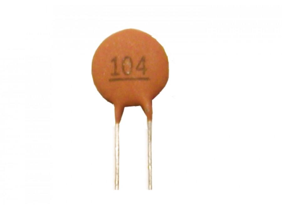 Kondensator ceramiczny 100nF/63V