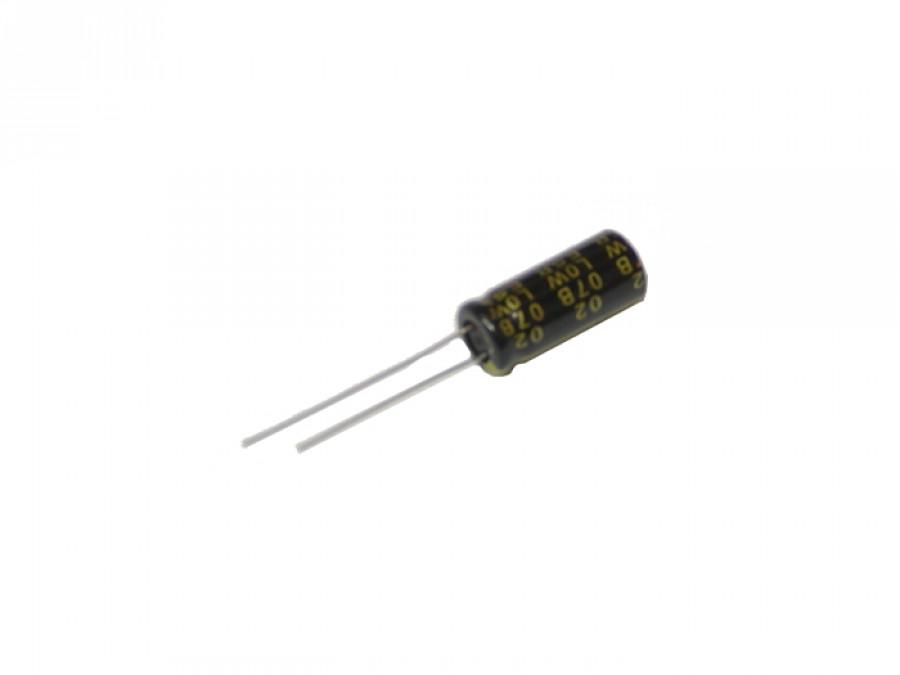 Kondensator elektrolityczny 1800uF/6,3V 105c LOW ESR