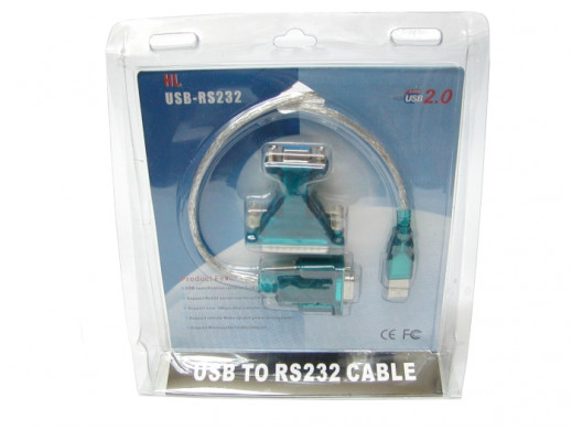 Adapter USB-RS232 z...