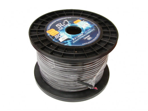 Kabel głośnikowy 2*1,5mm SL-7 Da Vinci
