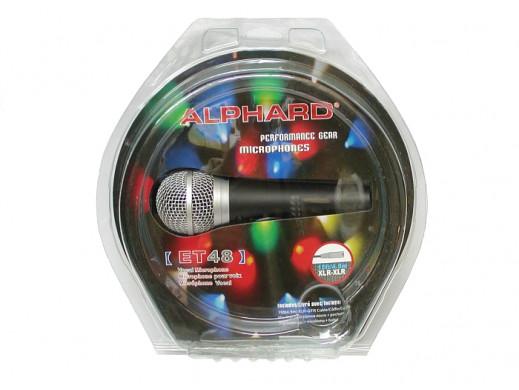 Mikrofon Dynamiczny ET-48 Alphard