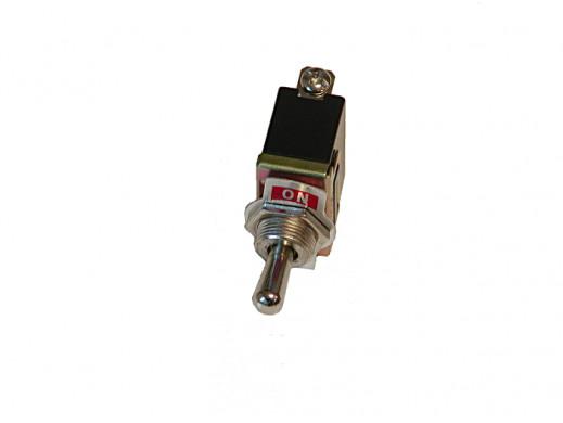 Przełacznik hebelkowy KN3(C)-102 2pozycje 3 pin śróbki ON-ON