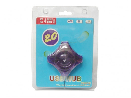Hub USB 2.0 hi-speed