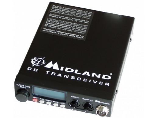 Radio CB Alan-78 Plus Multi