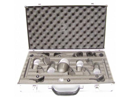 Mikrofon ET-7DTVC zestaw 7 mikrofonów