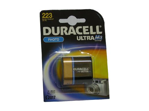 Bateria CR-P2 DURACELL DL223/EL223AP/