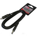 Przewód USB A-A Wtyk-gniazd A 4,5m przedłużacz