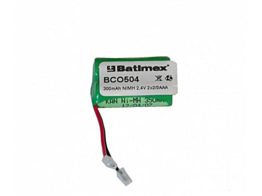 Akumulator BCO504 300mAh 2,4V 2*2/3AAA