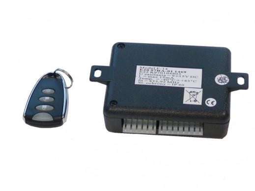 Alarm samochodowy LEGENFORD LF100/F14 metal pilot