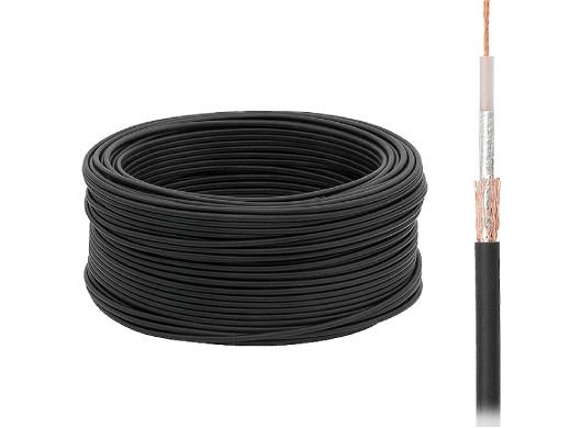 Kabel antenowy RG58 CU OFC linka z oplotem CU