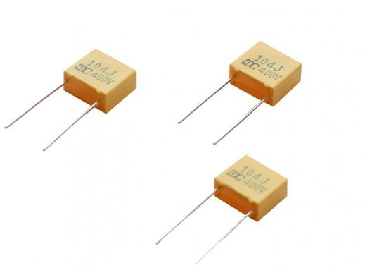 Kondensator MKT 100nF/400V