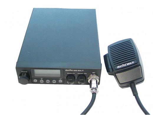 Radio CB Danita 3000 Multi