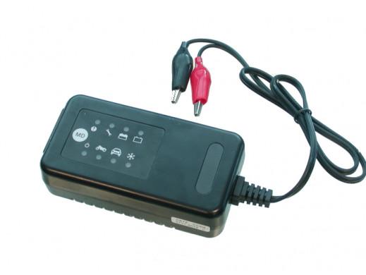 Ładowarka do akumulatorów żelowych 12V (2-90Ah)
