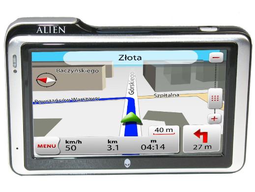 Nawigacja Peying PY-GPS4301...