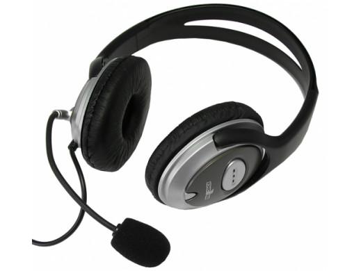 Słuchawki z Mikrofonem HM-890 Europa