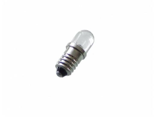 Żarówka LED Biała E-10-1W 6V