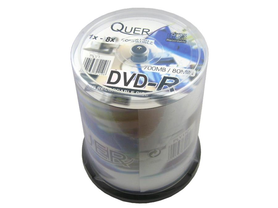 Płyta DVD-R QUER 4.7GB 16x