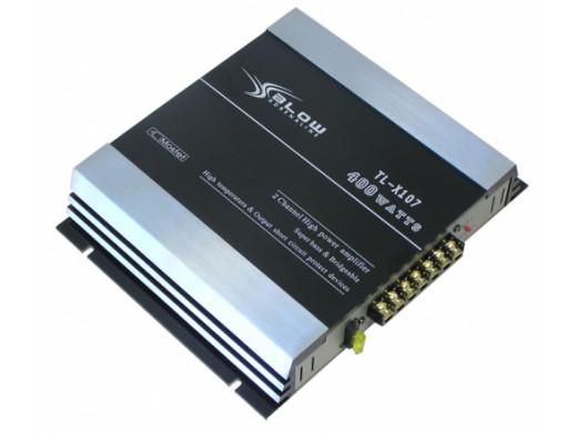 Wzmacniacz samoch BLOW TL-X107 400W 2*50W