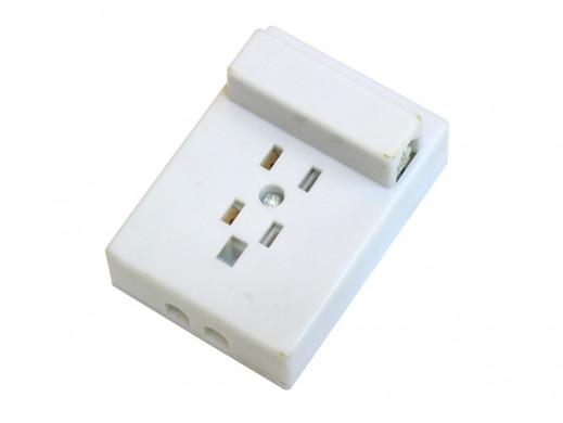 Gniazdo telefoniczne z redukcją GTU-2 PS/ABS
