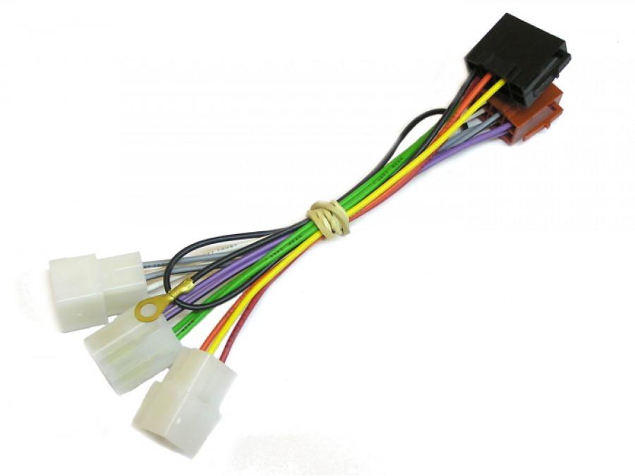 Złącze samoch adaptor Daewoo TICO suzuki swift alto  92 ISO