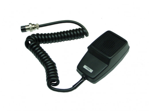 Mikrofon-gruszka CB 2c wtyk...