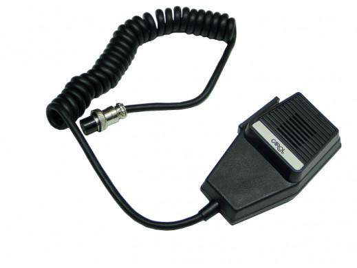 Mikrofon CB 4c wtyk 6 pin
