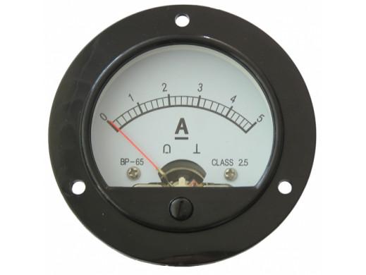 Amperomierz analogowy 5A...