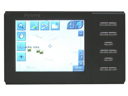 Nawigacja GPS PY-GPS3502 +...