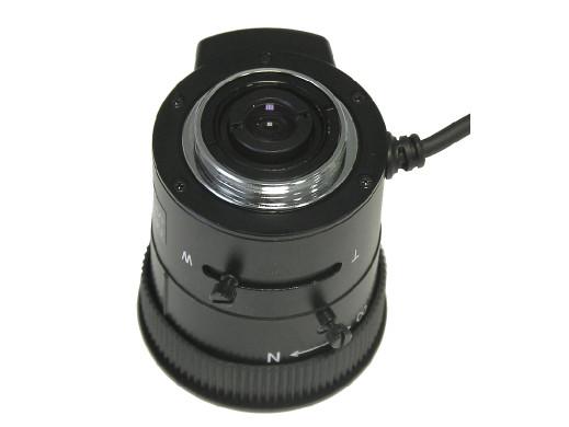 Obiektyw 1,6mm - 3,4mm DC