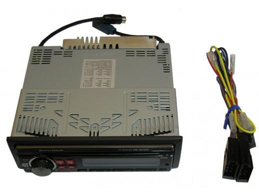 Radioodtwarzacz CD/MP3 Alpine CDE-9874RR
