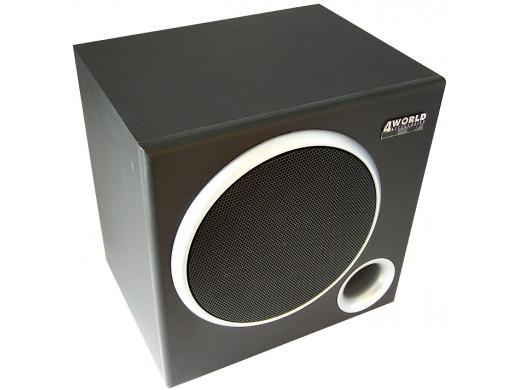 Głośniki komputerowe zestaw 5.1 BUZZARD 4world 45Watt RMS