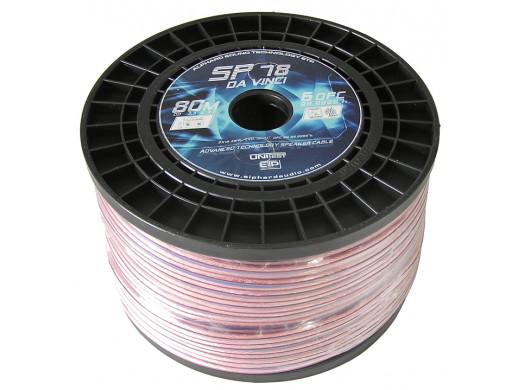 Kabel głośnikowy 2*78mm DA VINCI SP78