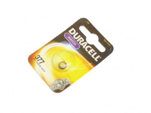 Bateria AG-4 377 Duracell sr626sw d377