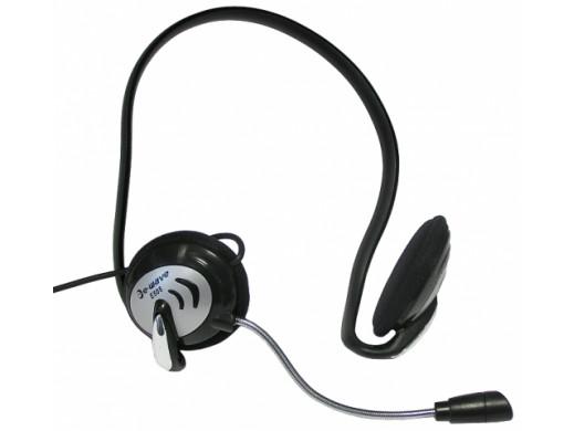 Słuchawki z mikrofonem komputerowe E505