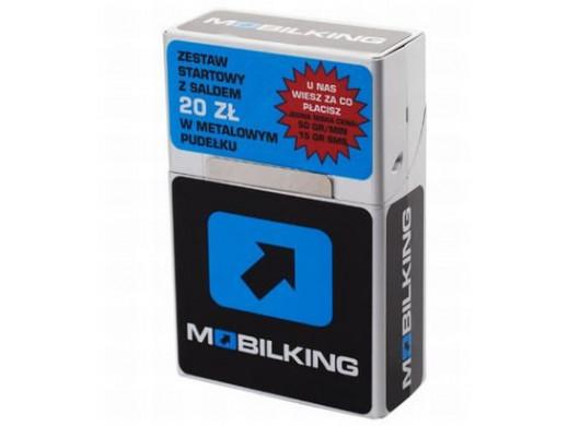 Zestaw Startowy MobilKing