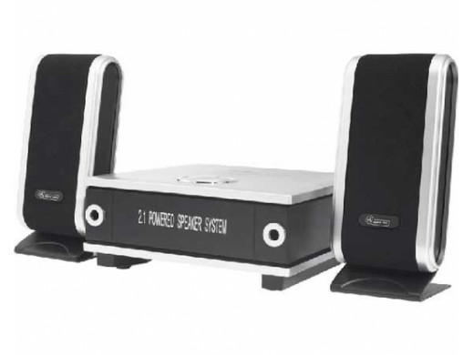 Głośniki komputerowe SunnyLine 5-FS21 2.1