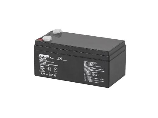 Akumulator żelowy 12V 3,3Ah Vipow