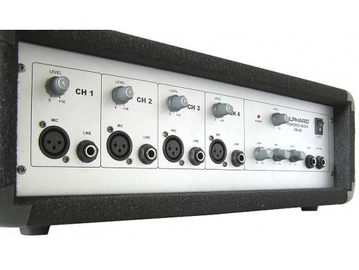 Powermikser VM-4M 4 kanałowy estradowy