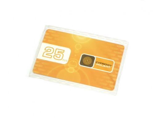 Karta doładowania Cyfowy Polsat 25zł