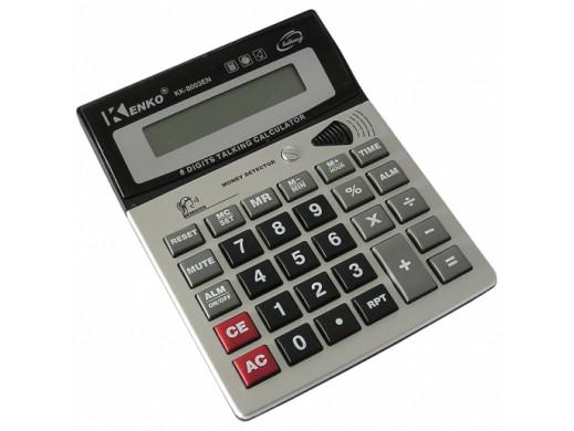 Kalkulator KENKO KK-8003EN Mówiący