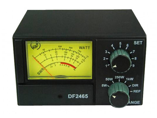 Miernik SWR DF2465