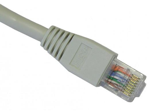 Patchcord kabel UTP 8c wtyk-wtyk 3,0m CU